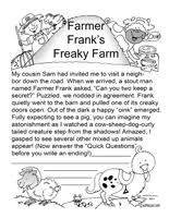 farmers activities worksheets printables and lesson plans