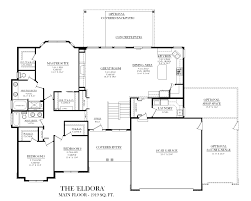 u shaped kitchen floor plan u shaped home floor plans deboto home design best small u