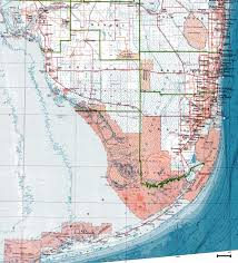 florida topo map se maps