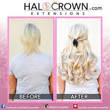 halo hair for thinning hair the 25 best crown hair extensions ideas on pinterest diy
