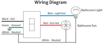 Bathroom Fan And Light by Wiring Diagram For Bathroom Fan And Light U2013 Readingrat Net