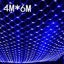 waterproof 4m 6m net led led net lights lights
