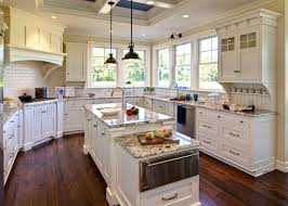 granite kitchen islands kitchen island difference between modern and traditional houses