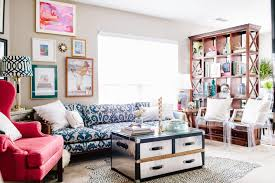 life with a dash of whimsy new home tour on design sponge