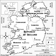 coloring pages ireland coloring free printable pages pics