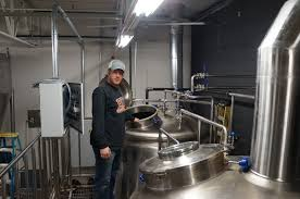Nano Brewery Floor Plan by Dayton Beer Ramps Up Its Profile With New Brewery