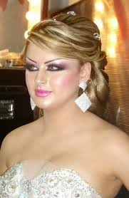 mariage arabe mariage and coiffures on coiffure mariage