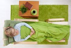 Sleeping Armchair Woman Sleeping Armchair Stock Photos Images U0026 Pictures 172 Images
