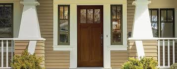 Exterior Replacement Door Exterior Doors In Arbor Mccarter Construction