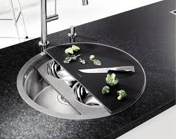 Unique Kitchen Sinks Personalizing Modern Kitchen Design With - Kitchen sinks design