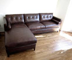 sofa with chaise lounge home design leather chaise lounge sofa architects tree services