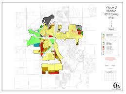 Ces Map Village Zoning Map The Village Of Rockton