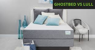 purple mattress reviews ghostbed vs lull mattress review ghostbed