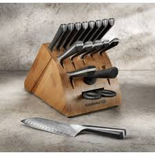 calphalon katana cutlery 18 piece knife set amazon ca home u0026 kitchen