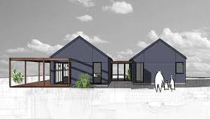House Design Companies Nz High Performance House Design Models Salmond Architecture