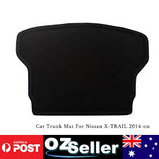 nissan qashqai boot liner for nissan x trail 2014 2017 car rear boot liner cargo tray trunk