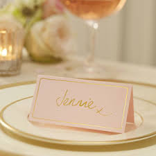 Place Cards Wedding Wedding Place Cards Notonthehighstreet Com