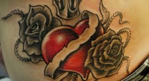pictures of heart tattoos for women eemagazine com