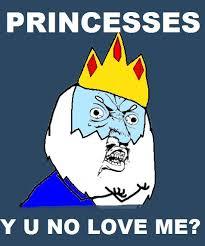 Meme Adventure Time - ice king y u no meme laughing so hard hahaha adventure time