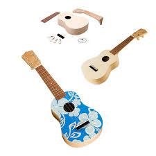 Diy Kit by Make Your Own Ukulele Kit Diy Kit Guitar Gift Uncommongoods