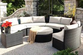 Sears Patio Furniture Cushions Patio Ideas Sofapatio Sectional Sofa Outdoor Patio Sectional