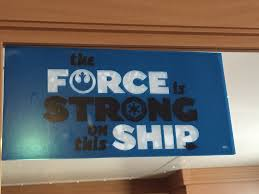 disney cruise review star wars day at sea part 1