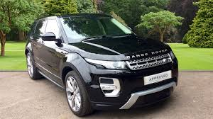 lexus teesside used used range rover evoque for sale in chester hunters land rover
