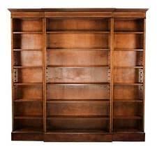 Bookcase Mahogany Mahogany English Antique Bookcases Ebay
