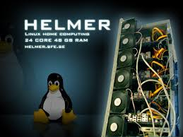 building home linux render cluster