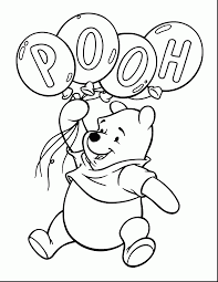 unbelievable pooh and friends coloring pages with pooh coloring