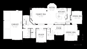 mascord house plan 2422 the fireglow