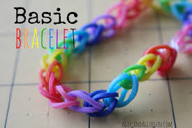 bracelet with rubber bands images Rubber band bracelets without the loom a girl and a glue gun jpg