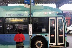 New York Lga Airport Map by How To Get From Laguardia Airport To Manhattan On Mta Bus Curbed Ny