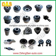 car suspension china customized auto rubber bushing for car suspension control
