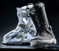 dahu 3d generation ski boot snow pinterest ski boots