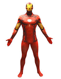 morphsuit halloween city disfraz morphsuits iron man adulto morphsuits pinterest