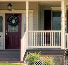 vinyl porch rail company