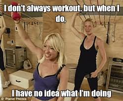 Woman Lifting Weights Meme - ladies lift heavy things mg fitlife
