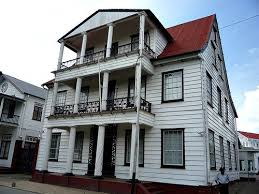 dutch colonial architecture photo dutch colonial architecture typifies settlements in surinam