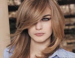 medium length hairstyles for thin hair modern women idea medium