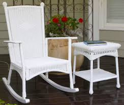 great white porch rocking chairs outdoor rocking chair handcrafted