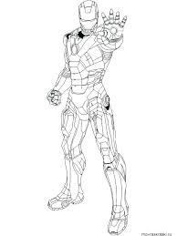 printable coloring pages for iron man iron man coloring pages free printable refugeesmap info