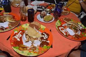 cuisine typique plat typique mexicain picture of la mission playa