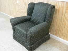 Modern Hillcraft Furniture Wing Back Chair - Hillcraft furniture sofa