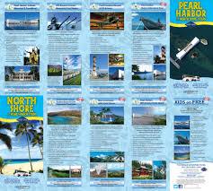 Home Design Center Oahu by Map Brochure Printing Honolulu Oahu U2013 Polynesian Adventure Tours