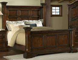 4 post bedroom sets pc timber heights low poster bedroom set by pulaski furniture dc