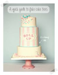 Decorating Cake Dummies A Quick Guide To Fake Cake Tiers Wedding Cakes London