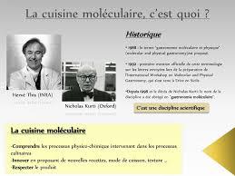 kit cuisine mol馗ulaire pas cher la cuisine moléculaire késako 100 images définition et