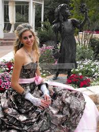 wedding dresses printing pink camo camouflage wedding dresses 2015