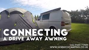 4 Wheel Drive Awnings How To U0026 Ways To Attach A Driveaway Awning Youtube
